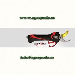 TIJERA DE PODAR ELECTROCOUP F3015 + CABEZAL MAXI