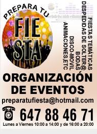 Prepara tu Fiesta